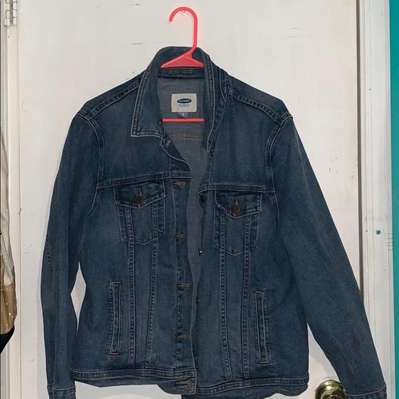 Old Navy Jackets & Blazers - Old Navy Light washed Jacket